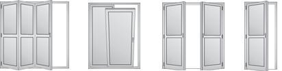 Tipi di apertura finestre pvc 24 - Tipi di finestre ...